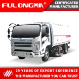 Fulongma 99% Cleaning Rate Highly Efficiency Air Conveyance Street Sweeper