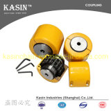 Machinery Part Roller Chain Coupling Aluminum Case with Sprockets Shaft Flexible Coupling Kc 4012-10020