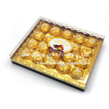 China Food Snack Factory 20PCS Luxury Design Crispy Wafer Peanut Milk Chocolate