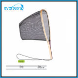 Hot Selling Wood Grip Fly Fishing Net Fishing Tackle Landing Net