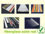 Fiberglass Solid Rod with Impact Resistance