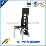High Back Attractive Price Cheap Hard PVC Dining Chair