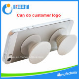 Promotion Gift Mobile Phone Stand, Multiple Telescopic Hand Mobile Phone Holder Accept Logo