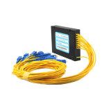 PLC Splitter Module for FTTH 1*2 PLC FC/Upc