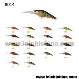 China Top Grade Plastic Hard Fishing Lure