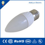 Good Quality & Price Screw Base 3W E14 E27 Cheap Wholesale SMD Candle LED Bulb
