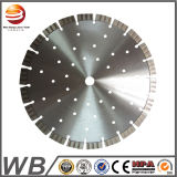 Diamond Circular Saw Blade for Concrete with Turbo Segment