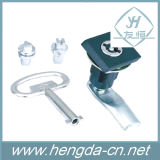 High Security Square Head Furniture Cam Lock
