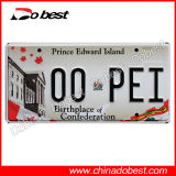 Customized Auto Number Plate for Canada
