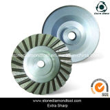 Fujian Stone Concrete Floor Abrasive Grinding 5/8-11 Cup Wheels