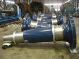 High Quality Forged Shaft for Wind Power