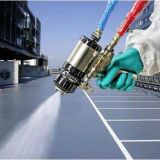 High Quality Spray Polyurea Elastomer Protective Coating with ISO