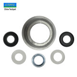 Roller Bearing Housing Components Plastic Labyrinth Seals Cover and Seat Tk6205-108