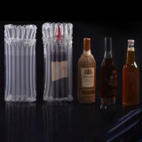 Free Sample Inflatable PE Plastic Shockproof Wine Bottle Air Bag Column Bag Packing Fragile Protection