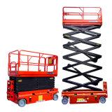 3-14m Drivable Hydraulic Boom Lift Table Car Lift Mobile Lifting Equipment Aerial Work Platform Scissor Lift Construction Wheelchair Man Lift Cargo Scissor Lift