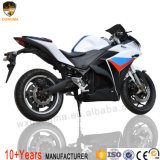 High Power 5000W Electric Motorcycle Scooter with LED Light