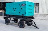 Chinese Power Generator Diesel Super Silent with Trailer on Sale