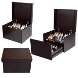 New Customization Craftmanship Style Top Rated Workshop Wholesale Wooden Giant Shoe Box From Fushi Wood