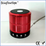 Metal Shell TF Play MP3 Bluetooth Mini Speaker (XH-PS-673)