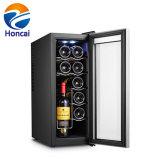 New 12 Bottles No Compressor Wine Cooler Fridge