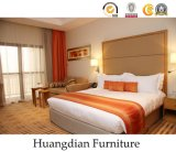 King Size Wooden Hotel Bedroom Furniture Bedroom Set (HD246)
