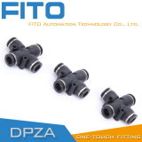 Wenzhou Smart 100% Tested Plastic/ Metal Pneumatic Fittings