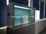 Dedi 55-Inch Transparent LCD Display for Advertising