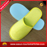 Hotel Embroidery Waffle Slippers Business Class Slippers