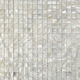 Hot Sale Dye Shell Mother of Pearl Marble Mosaic