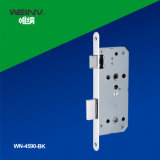 Bathroom Mortise Lock Body 4590bk