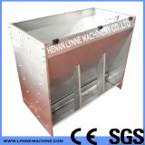 Cheap Stainless Galvan Cast Iron Fatten Pig Feeder for Piggery Farm