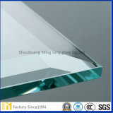 High Clear Float Tempered Glass for Layer Frame Furniture Best Price
