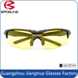 Laser Logo Fashionable Bike Sports Sunglasses Hunting Shooting Glasses