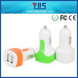 2 USB Ports High Power 3.4A Car Charger 2USB Output Charging for Mobile Phone