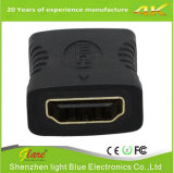 Wholesale HDMI Fame to Female Adapter with Gold Gold Plated