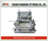 2017 High Quality Plastic Vegetable Crate Injection Mould