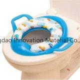 Wholesale Portable Baby Soft Toilet Potty Seat with Anti-Slip Rim