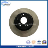 Front & Vented Brake Rotor for Honda