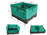 Cheap Vegetable Food Storage Distributor Use HDPE No Foldable Boxes