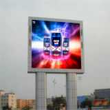 HD Resolution P10 Outdoor Full Color LED Display Panel