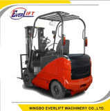 Four Wheels 1.5t 2t 3m 4.5m 5m 6m Battery Operation Electric Forklift