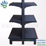 Wholesale Single Side and Double Sided Gondola Shelving Supermarket Store Display Shelf (VMS902)