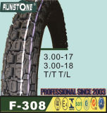 Motorcycle Tyre and Tube 3.00-17 3.00-18