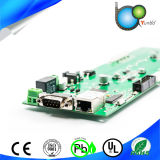 PLC Power Rigid Double Layer Fr4 PCB