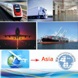 "Ocean Forwarding to Korea, Philippines, Japan, India, Thailand (20′ 40"")"