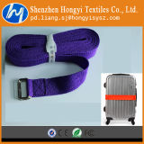 Durable Luggage Hook & Loop Strap with Buckle