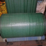 Wholesale 85GSM Black Green PP Woven Silt Fence for Erosion Control