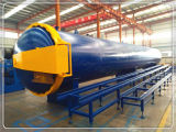 Welcomed in Thailand Wood Processing Autoclave