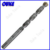 High Performance Milled Masonry Drill Bit for Concrete