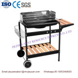 Custom Made Metal Powder Coating Outdoor BBQ Grill